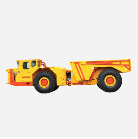 What are the advantages of underground dump truck?