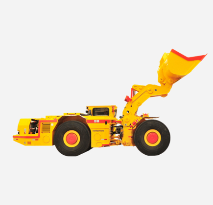 What are the characteristics of underground electric lhd loader?